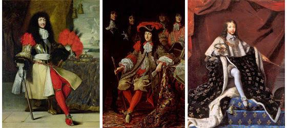 Quần chẽn là loại quần được giới quý tộc Pháp ưu thích vào những năm thế kỷ 17