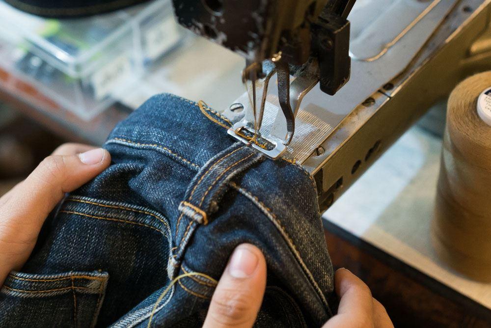 xưởng may gia công quần jeans tại TPHCM