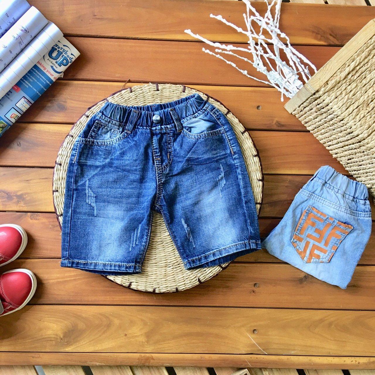 xưởng may DOSI may quần jean trẻ em tại TPHCM