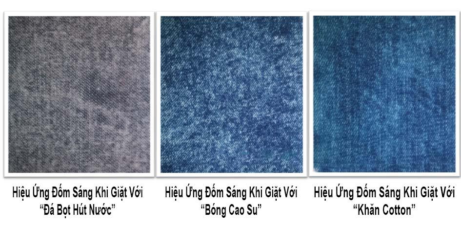 """Các loại """"Vật Thể"""" khác nhau sẽ để lại hiệu ứng trên quần jeans khác nhau"""