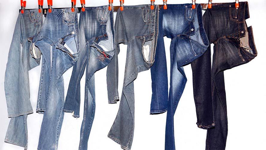 Nhiệt độ/thời gian/độ PH khi wash bằng enzyme sẽ ảnh hưởng đến độ mài mòn, cường độ màu sắt của quần jeans