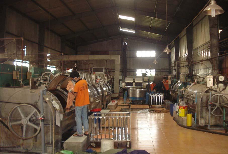 Một xưởng Wash quần jeans tại TPHCMMột xưởng Wash quần jeans tại TPHCM