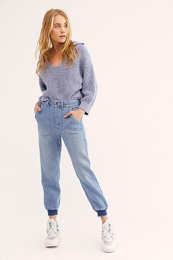 Boyfriend jeans được may theo kiểu relaxed jean  dành cho nữ cực kỳ cá tính.