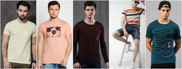 Các kiểu phối màu phá cách dành cho quần jean xanh ở nam giới