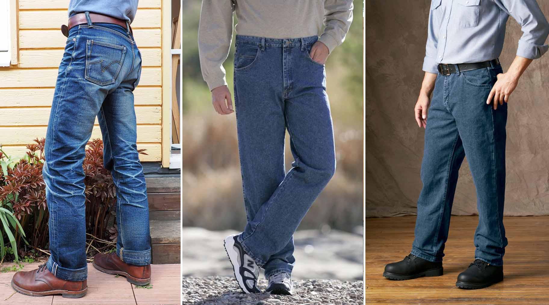 Quần jeans ống côn là loại quần linh hoạt thích hợp mặc ở hầu hết các sự kiện khác nhau mà không sợ lỗi thời