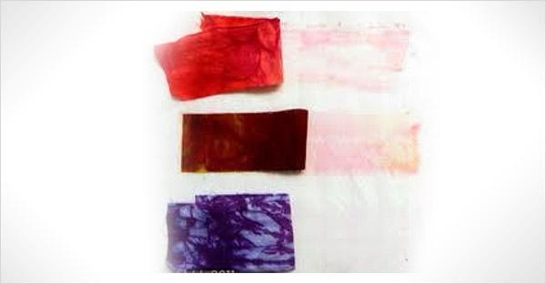 2 tiêu  chí cơ bản để dánh giá độ bền màu của vải là: 1 độ phai màu, 2 độ chạy màu của vải