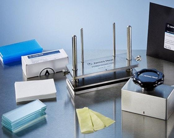 Chuẩn bị các thiết bị và dụng cụ cho việc thử nghiệm