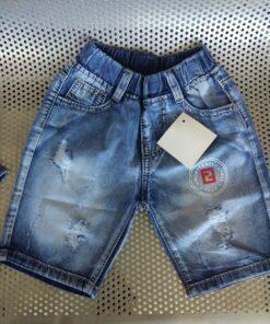 Mẫu quần shorts jean trẻ em Roma Fedi Italia 1925 (Đã Xuất Xưởng)
