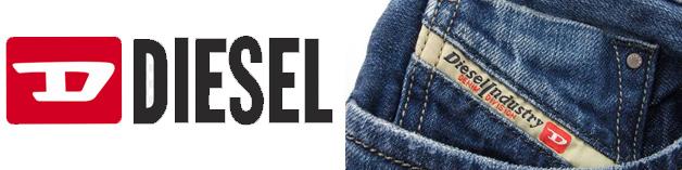 Thương hiệu quần jeans Diesel