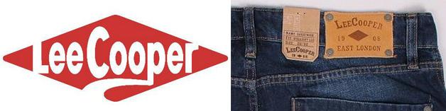 Lee Cooper chuyên bán các loại quấn áo chất lượng cao  bao gồm cả quần jean mang thương hiệu Lee Cooper.