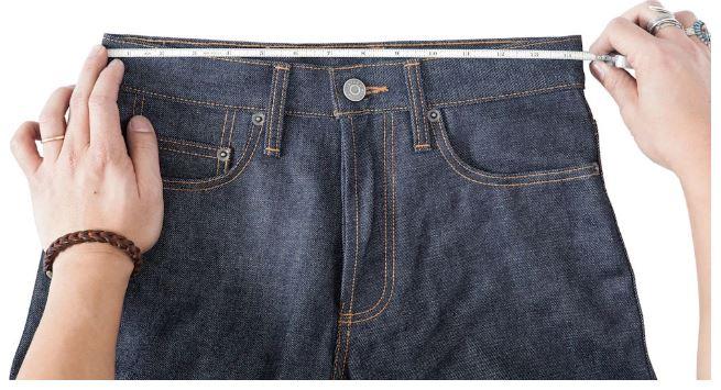 Trong ngành thời trang may mặc thì Waist được hiểu là vùng thắc lưng của quần.