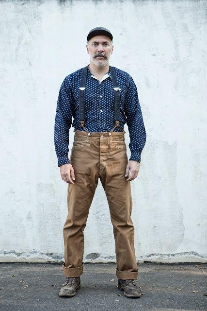 Ngày nay Waist Overalls ngày nay được gọi là quần yếm jeans. Khác biệt với quần jeans