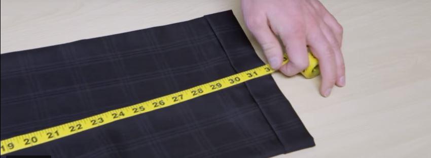 Inseam là gì? Ý nghĩa và cách đo inseam quần. 9