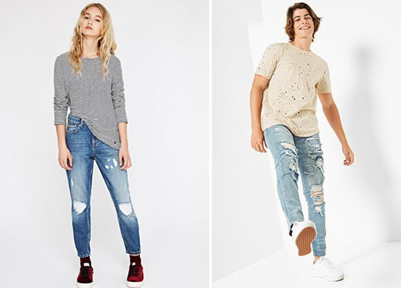 """Thoải mái, tiện lợi và """"Ngầu"""" là những gì Regular jeans đang chinh phục giới trẻ yêu jeans"""