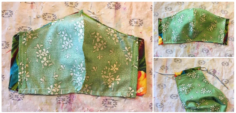 Hướng Dẫn Chọn Vải để May Khẩu Trang và Cách Tự May Khẩu Trang Vải Tại Nhà. 41