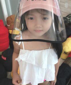 Mũ Chống Dịch Dành Cho Trẻ Em LOOK Đáng Yêu. 6