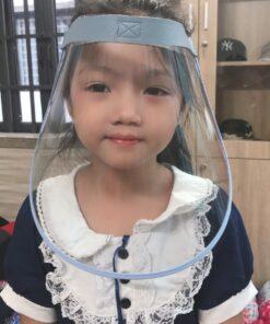 Vành Nhựa Chống Dịch Đơn Giản Dành Cho Người Lớn & Trẻ Em. 6
