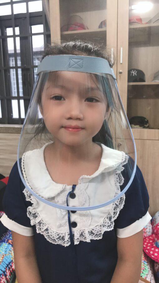 Vành Nhựa Chống Dịch Đơn Giản Dành Cho Người Lớn & Trẻ Em. 3
