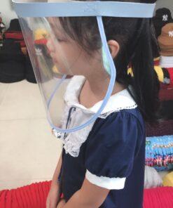 Vành Nhựa Chống Dịch Đơn Giản Dành Cho Người Lớn & Trẻ Em. 7