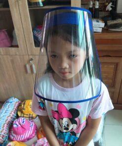 Vành Nhựa Chống Dịch Loại Đơn Giản Dành Cho Trẻ Em. 6