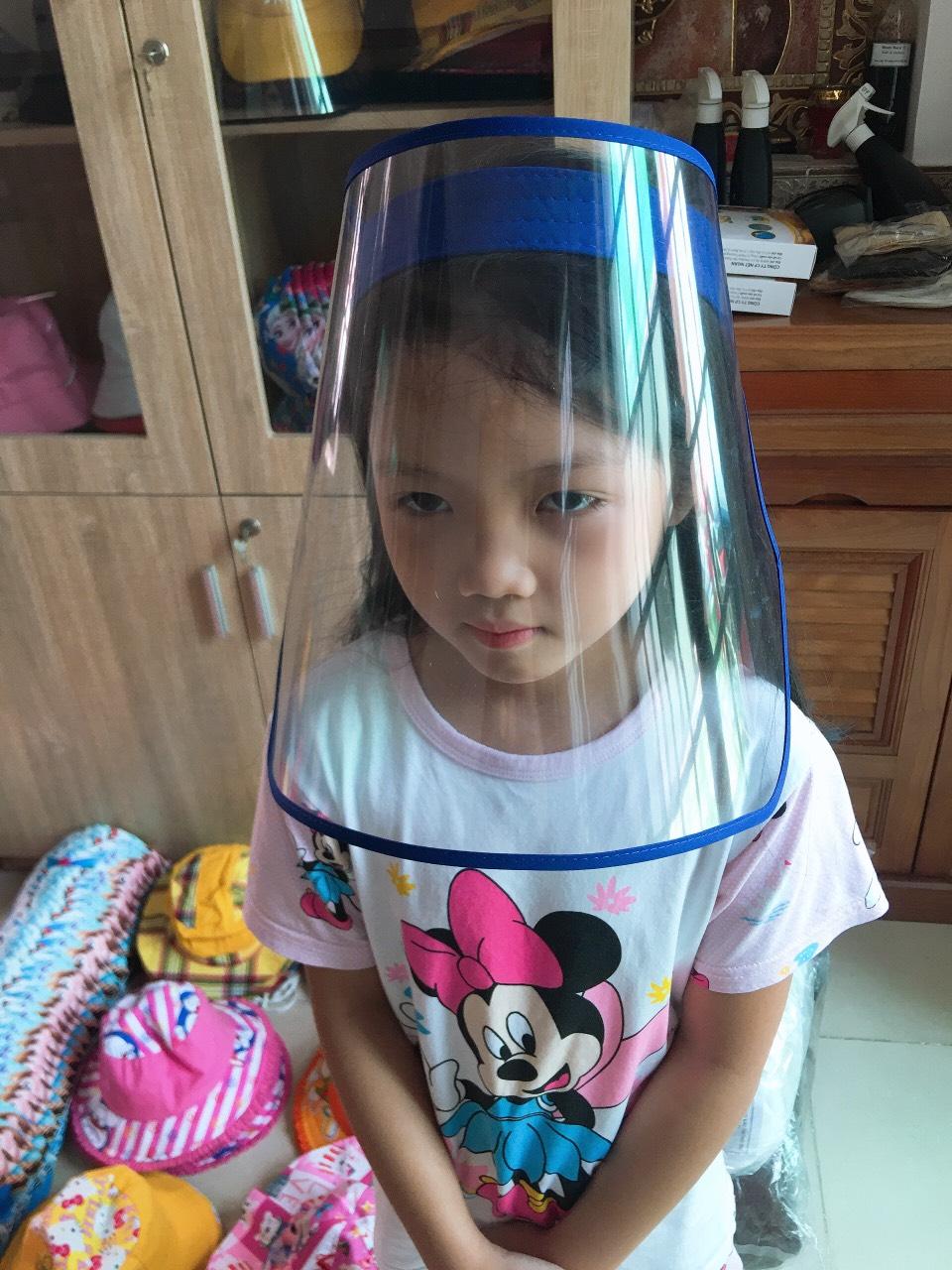 Vành Nhựa Chống Dịch Loại Đơn Giản Dành Cho Trẻ Em. 9