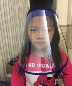 Vành Nhựa Bảo Vệ Tránh Dịch Bệnh Cột Dây Phia Sau Dành Cho Người Lớn & Trẻ Em. 9