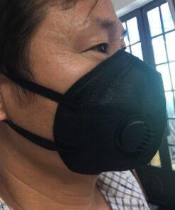 Khẩu Trang Eco Mask 3D Có Van Thở Làm Bằng Vải Không Dệt 100% Việt Nam 12