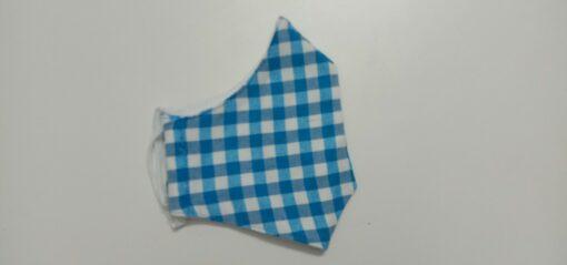 Bộ 6 Mẫu Khẩu Trang Vải Kate Được May Size Phương Tây Mũi Cao Theo Yêu Cầu Đặt Hàng Số Lượng Lớn. 10