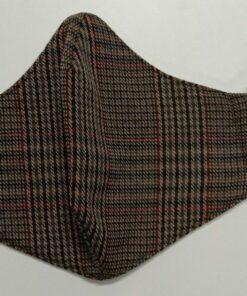 Bộ 6 Mẫu Khẩu Trang Vải Kate Được May Size Phương Tây Mũi Cao Theo Yêu Cầu Đặt Hàng Số Lượng Lớn. 17