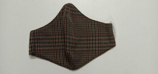 Bộ 6 Mẫu Khẩu Trang Vải Kate Được May Size Phương Tây Mũi Cao Theo Yêu Cầu Đặt Hàng Số Lượng Lớn. 8