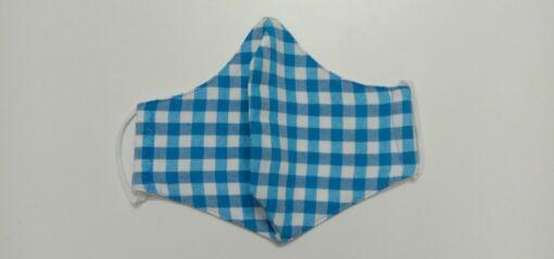 Bộ 6 Mẫu Khẩu Trang Vải Kate Được May Size Phương Tây Mũi Cao Theo Yêu Cầu Đặt Hàng Số Lượng Lớn. 12