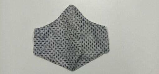 Bộ 6 Mẫu Khẩu Trang Vải Kate Được May Size Phương Tây Mũi Cao Theo Yêu Cầu Đặt Hàng Số Lượng Lớn. 4