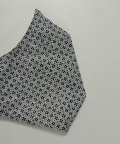 Bộ 6 Mẫu Khẩu Trang Vải Kate Được May Size Phương Tây Mũi Cao Theo Yêu Cầu Đặt Hàng Số Lượng Lớn. 14