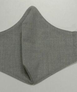Bộ 6 Mẫu Khẩu Trang Vải Kate Được May Size Phương Tây Mũi Cao Theo Yêu Cầu Đặt Hàng Số Lượng Lớn. 15