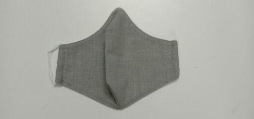 Bộ 6 Mẫu Khẩu Trang Vải Kate Được May Size Phương Tây Mũi Cao Theo Yêu Cầu Đặt Hàng Số Lượng Lớn. 6