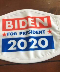 Khẩu Trang Vải Trump 2020 - Keep America Great May Và In Theo Đơn Đặt Hàng! 9