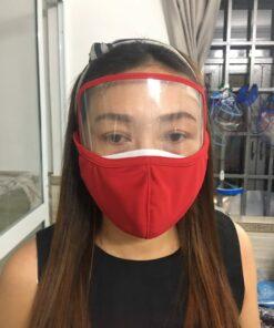 Xưởng May Khẩu Trang Vải Kháng Khuẩn, 3D Polly Mask Số Lượng Lớn tại TPHCM 53