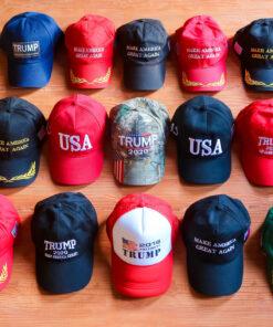 Nón Kết Donald Trump 2020 - Keep America Great Màu Đỏ  - Tùy Chỉnh Theo Yêu Cầu. 7