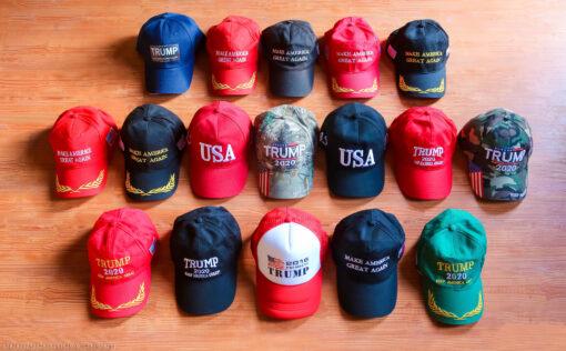 Nón Kết Donald Trump 2020 - Keep America Great Màu Đỏ  - Tùy Chỉnh Theo Yêu Cầu. 5