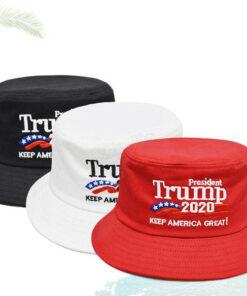 Nón Bucket Donald Trump 2020 - Keep America Great - Tùy Chỉnh Theo Yêu Cầu. 6