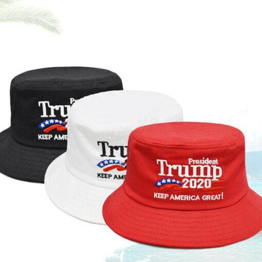 Nón Bucket Donald Trump 2020 - Keep America Great - Tùy Chỉnh Theo Yêu Cầu. 4