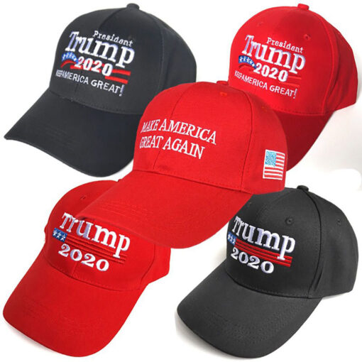 Nón Kết Donald Trump 2020 - Keep America Great Màu Đỏ  - Tùy Chỉnh Theo Yêu Cầu. 4