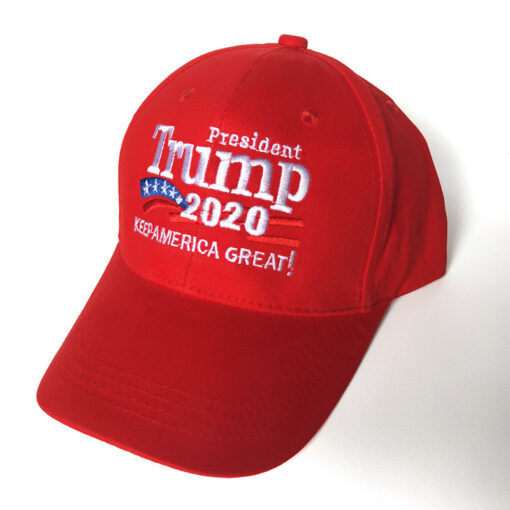 Nón Kết Donald Trump 2020 - Keep America Great Màu Đỏ  - Tùy Chỉnh Theo Yêu Cầu. 3