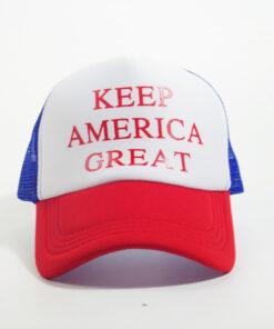 Nón Kết Lưới Trump 2020 – KEEP AMERICA GREAT Nhiều Màu - Tùy Chỉnh Theo Yêu Cầu. 5
