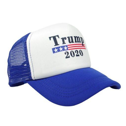 Nón Kết Lưới Trump 2020 - Loại Nón Kết Lưới Vành Cong Dành Cho Bầu Cử Mỹ 2020 In Khẩu Hiệu. 3