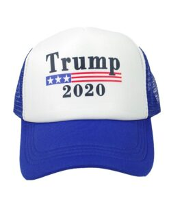 Nón Kết Lưới Trump 2020 - Loại Nón Kết Lưới Vành Cong Dành Cho Bầu Cử Mỹ 2020 In Khẩu Hiệu. 7