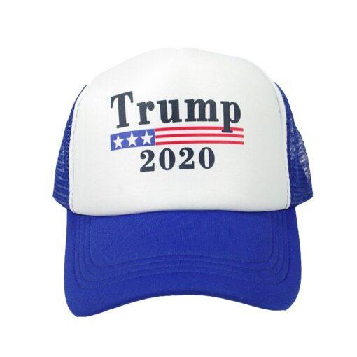 Nón Kết Lưới Trump 2020 - Loại Nón Kết Lưới Vành Cong Dành Cho Bầu Cử Mỹ 2020 In Khẩu Hiệu. 5