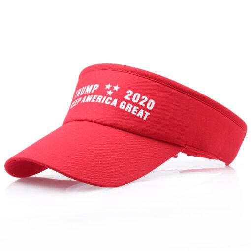 Nón Nữa Đầu Trump 2020 - KEEP AMERICA GREAT Nhiều Màu - Tùy Chỉnh Theo Yêu Cầu. 4
