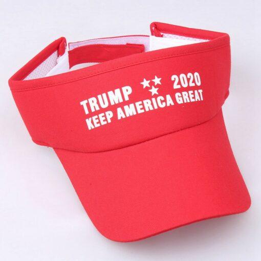 Nón Nữa Đầu Trump 2020 - KEEP AMERICA GREAT Nhiều Màu - Tùy Chỉnh Theo Yêu Cầu. 3