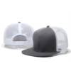 Nón Snapback Cap – Mẫu Nón 004 – Mẫu Nón Snapback Lưới Màu Xám Trắng 2